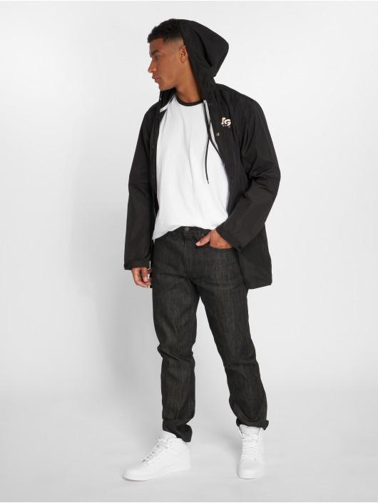 LRG Straight Fit Jeans RC TT svart