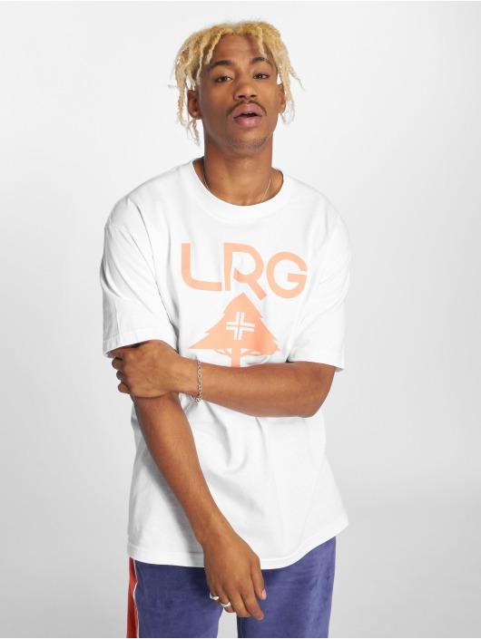 LRG T-Shirt Classic Stack blanc