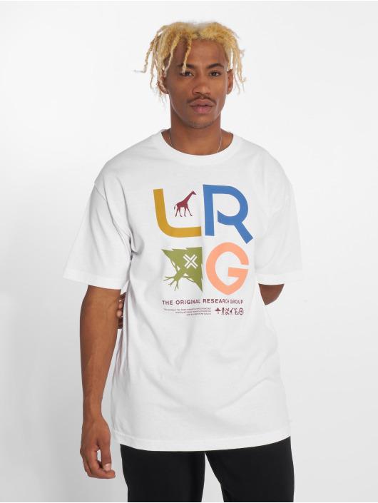 LRG T-Shirt Research Icon blanc