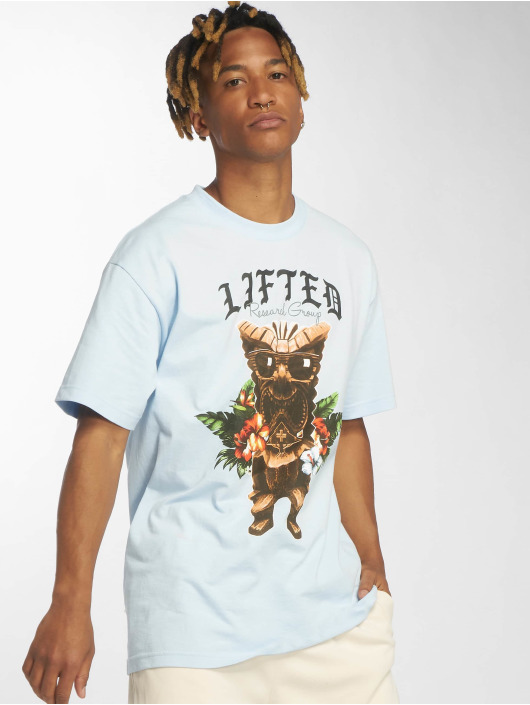 LRG T-Shirt Party God blue