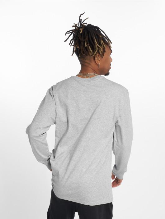 LRG Tričká dlhý rukáv Inside Out Backwards šedá