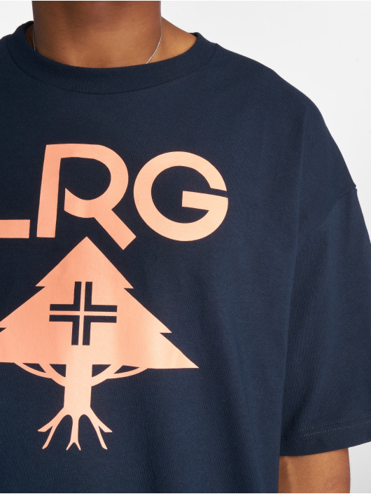LRG Tričká Classic Stack modrá