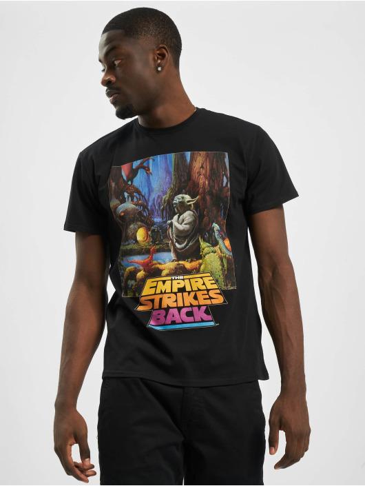 Mafia & Crime T-Shirt Star Wars Yoda Poster black
