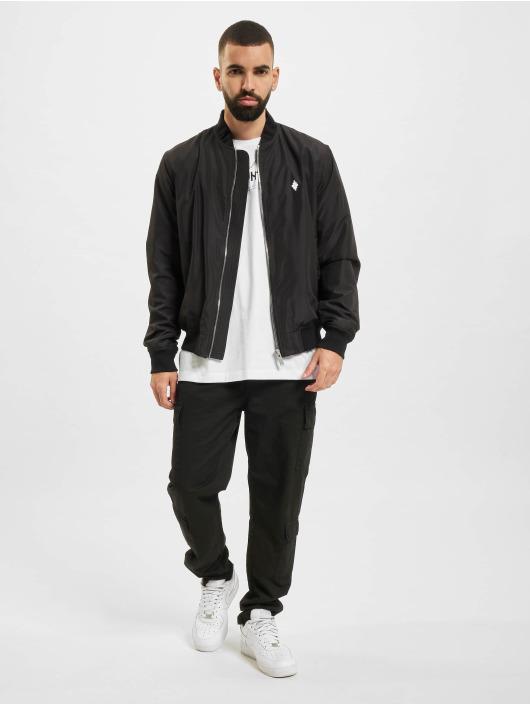 Marcelo Burlon Демисезонная куртка Transition черный
