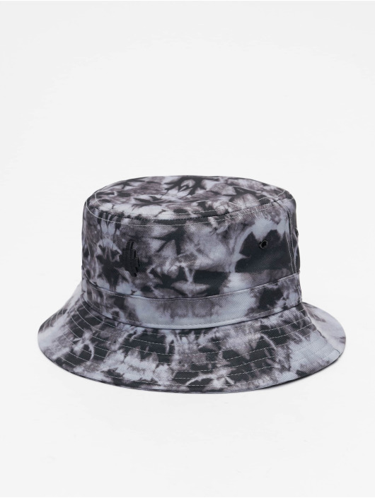 Marcelo Burlon Шляпа Burlon Cross Tie Dye серый