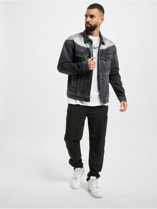 Marcelo Burlon джинсовая куртка Denim черный