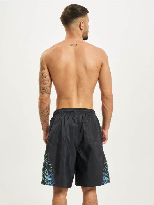 Marcelo Burlon Boxer da mare Swim nero