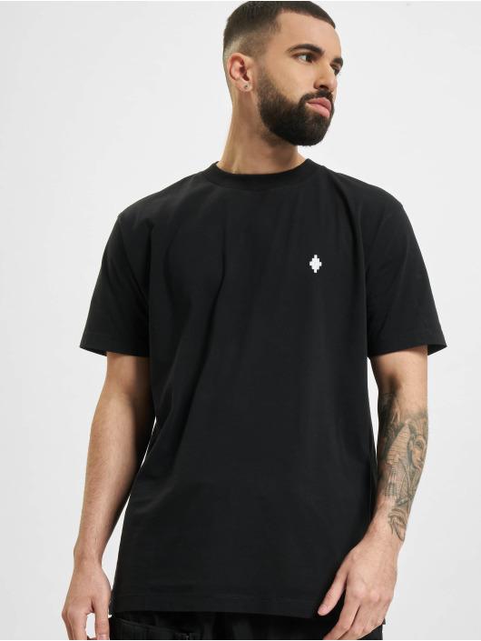 Marcelo Burlon Camiseta Cross Basic negro