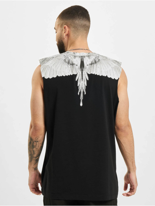Marcelo Burlon Débardeur Wings noir