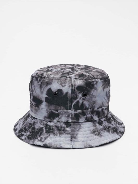 Marcelo Burlon hoed Burlon Cross Tie Dye grijs