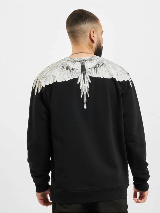 Marcelo Burlon Jersey Wings negro