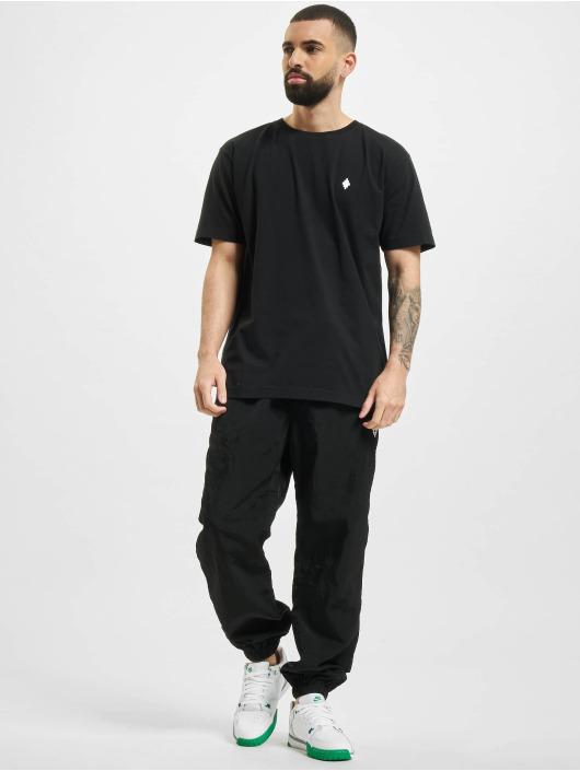 Marcelo Burlon Jogging kalhoty Cross čern