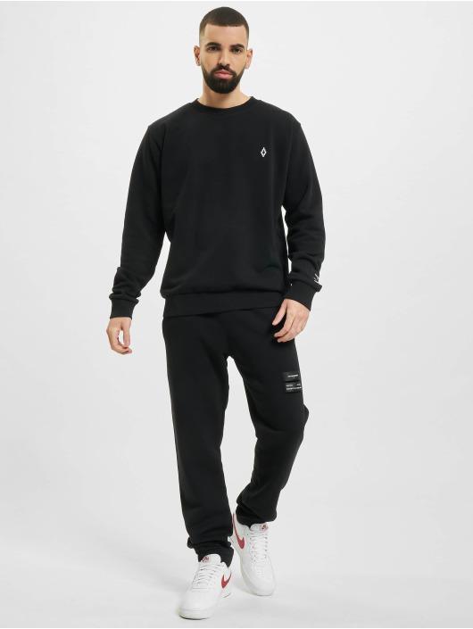 Marcelo Burlon joggingbroek Logo zwart