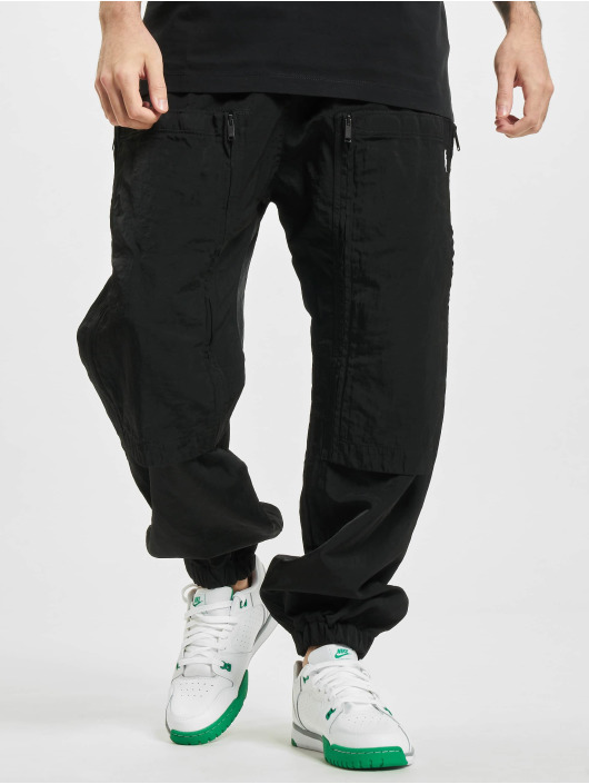Marcelo Burlon joggingbroek Cross Pocket zwart
