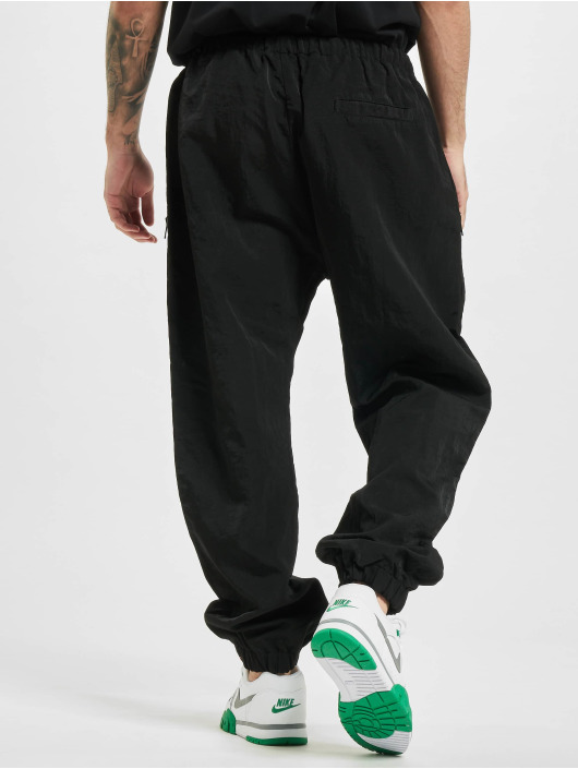 Marcelo Burlon joggingbroek Cross Pocket zwart