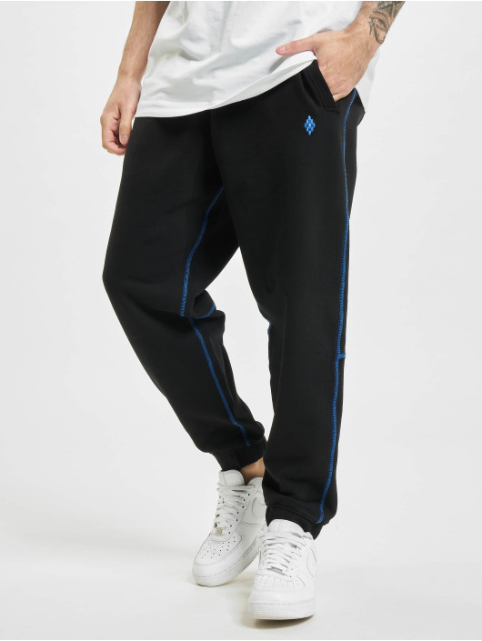 Marcelo Burlon Joggingbyxor Cross Slim svart