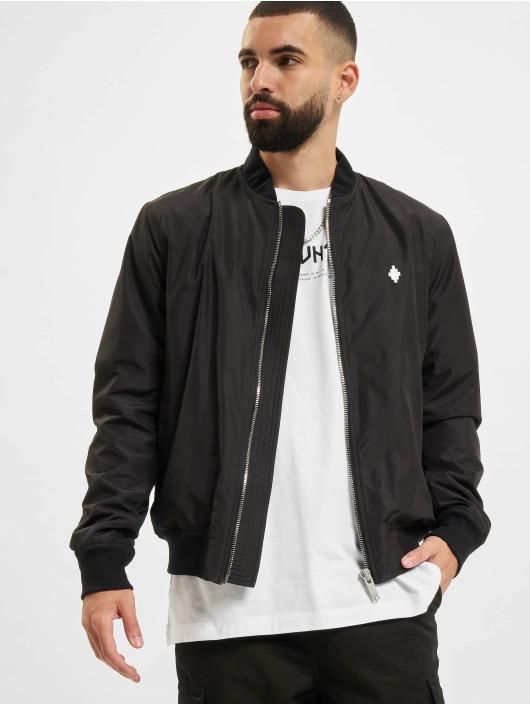 Marcelo Burlon Lightweight Jacket Transition black
