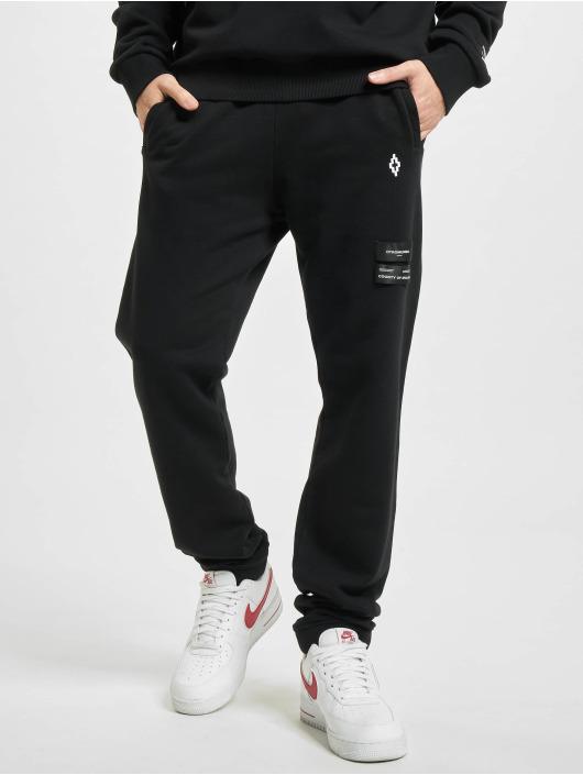 Marcelo Burlon Pantalone ginnico Logo nero