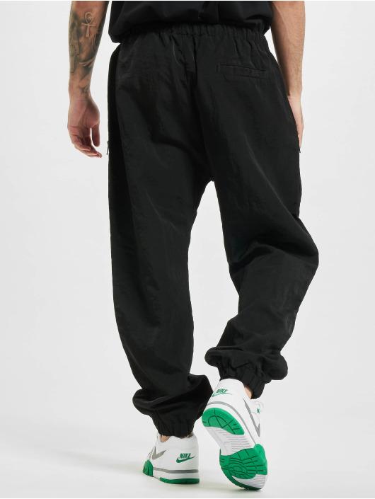 Marcelo Burlon Pantalone ginnico Cross Pocket nero