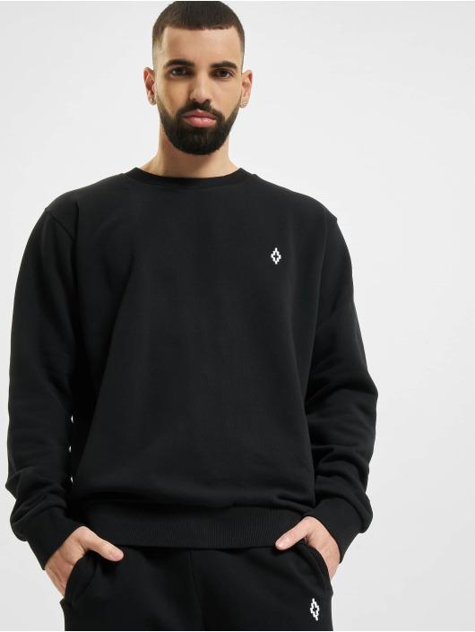 Marcelo Burlon Pullover Logo schwarz