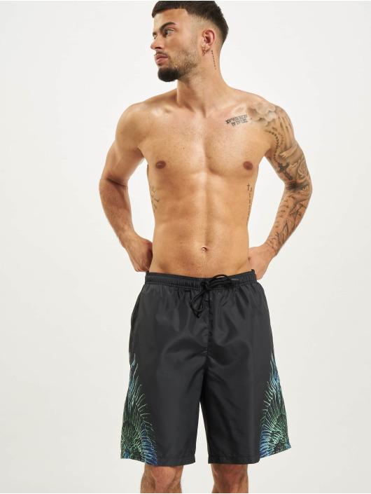 Marcelo Burlon Short de bain Swim noir