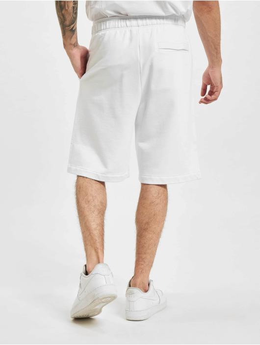 Marcelo Burlon Shorts County Navaho Buckle hvid