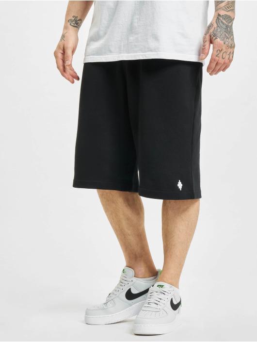 Marcelo Burlon Shorts Burlon Cross nero