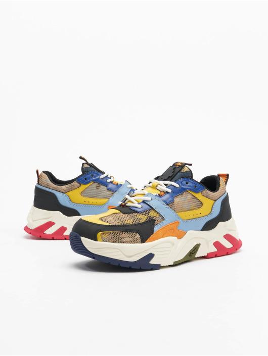 Marcelo Burlon Sneakers C-Run mangefarvet