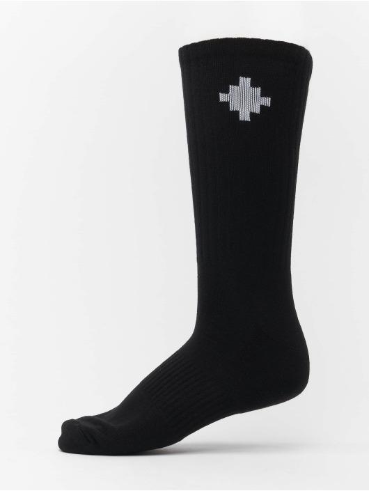 Marcelo Burlon Socken Cross Sideaway schwarz