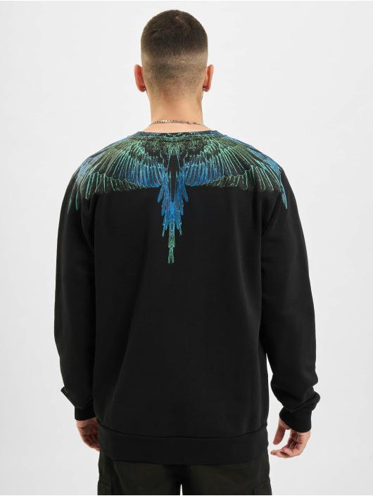 Marcelo Burlon Svetry Wings čern