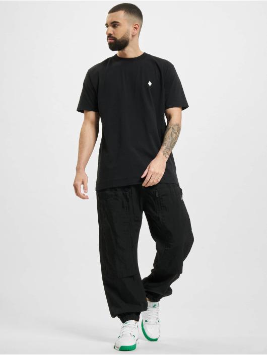 Marcelo Burlon Sweat Pant Cross Pocket black