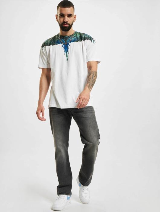 Marcelo Burlon T-Shirt Wings Regular blanc