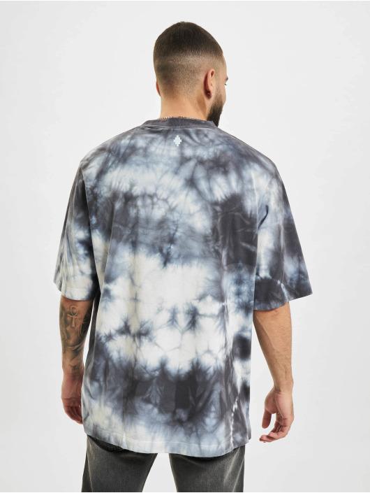 Marcelo Burlon T-Shirt Com Tie & Dye blanc