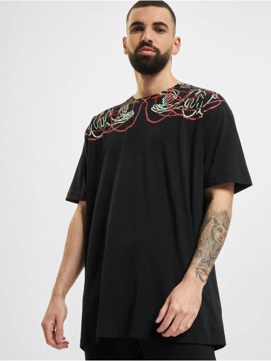 Marcelo Burlon T-Shirt Handsfaces Basic schwarz