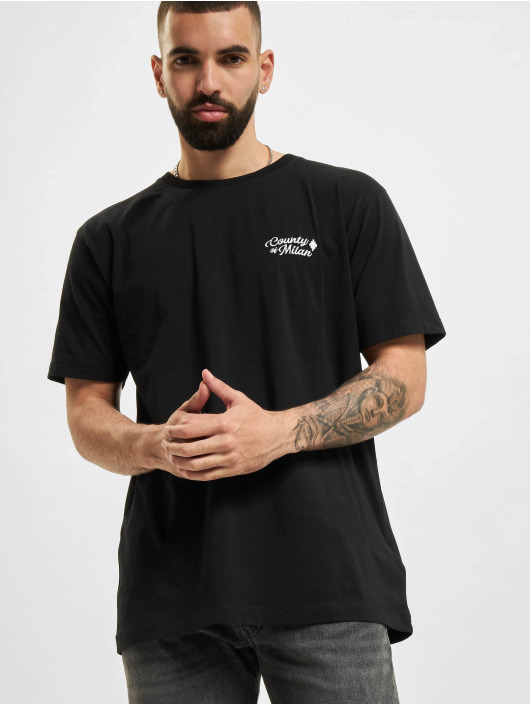 Marcelo Burlon T-Shirt RuRal Cross Basic schwarz