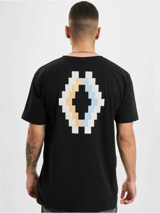 Marcelo Burlon T-shirt RuRal Cross Basic svart