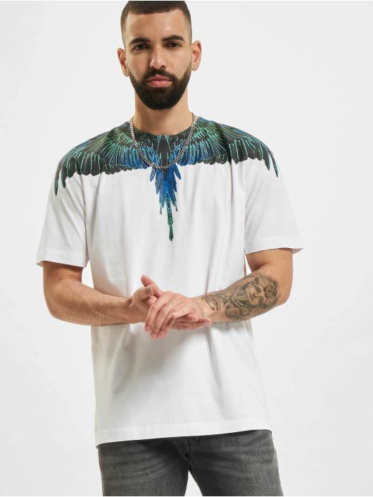 Marcelo Burlon T-shirt Wings Regular vit