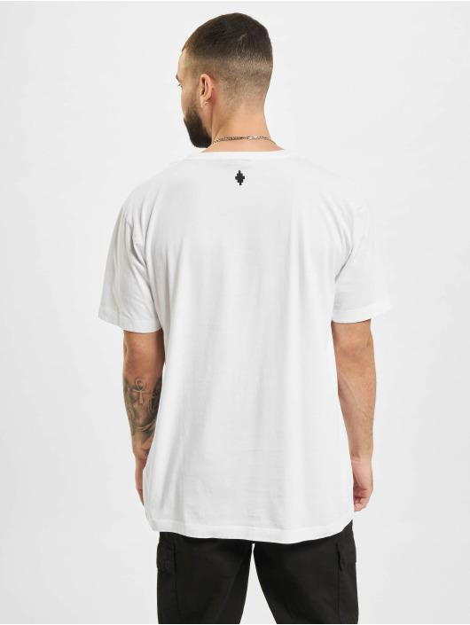 Marcelo Burlon T-Shirt County Navako weiß