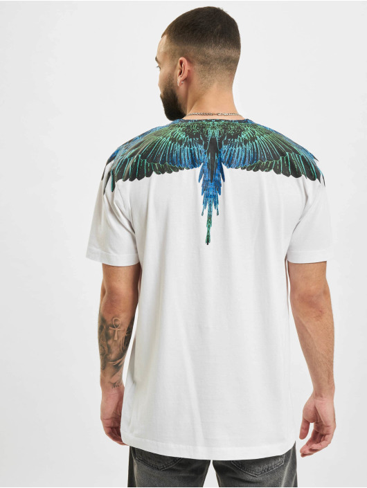 Marcelo Burlon t-shirt Wings Regular wit