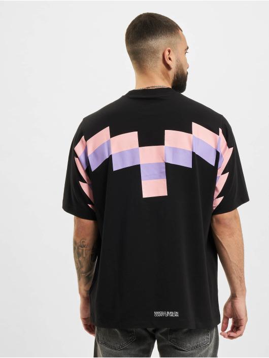 Marcelo Burlon t-shirt Team Wings zwart