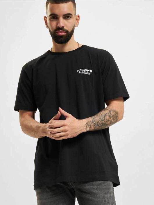 Marcelo Burlon T-shirts RuRal Cross Basic sort