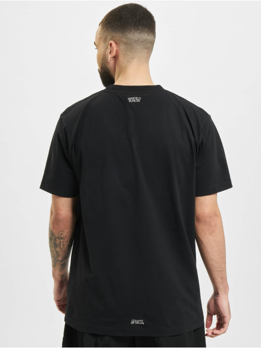 Marcelo Burlon T-Shirty Cross Basic czarny