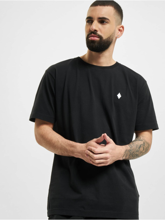 Marcelo Burlon T-Shirty Cross Basic Neck czarny