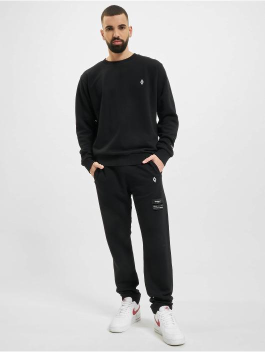 Marcelo Burlon trui Logo zwart