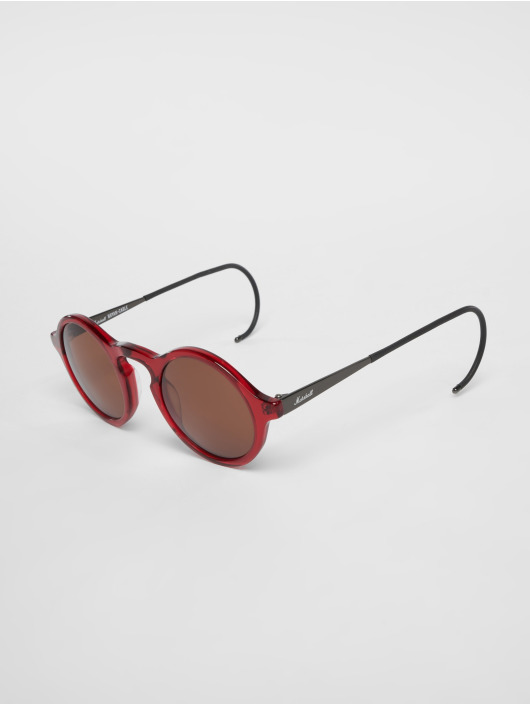 Marshall Eyewear Okulary Bryan czerwony