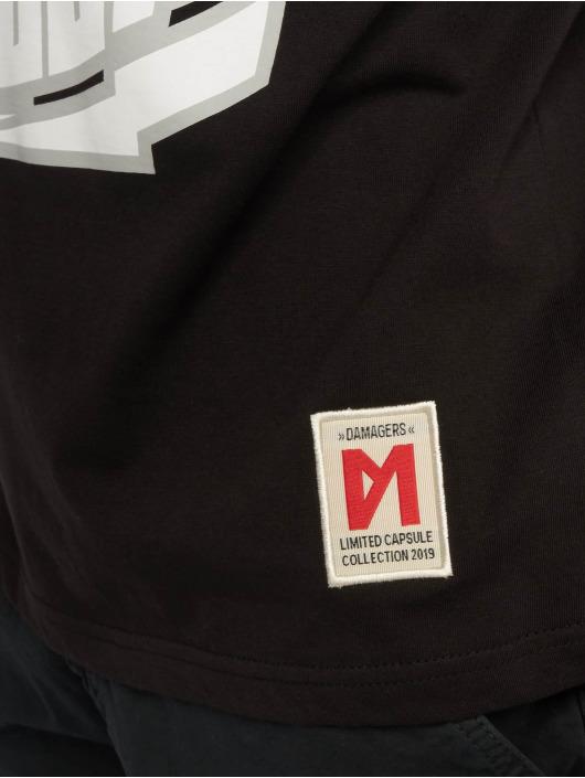 Maskulin T-Shirt MGTS1031 schwarz