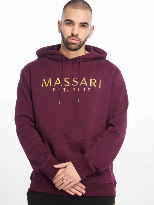 Massari Hoodie Bro purple