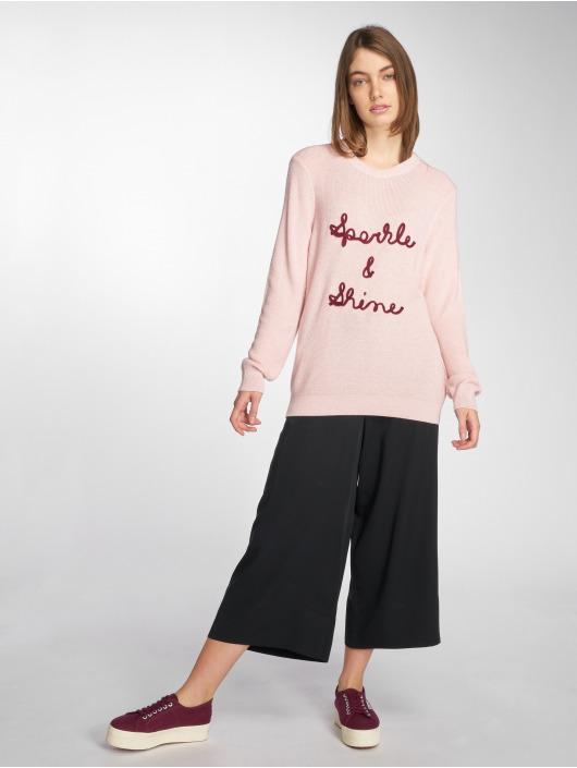 Mavi Jeans Pullover Embroidery rosa