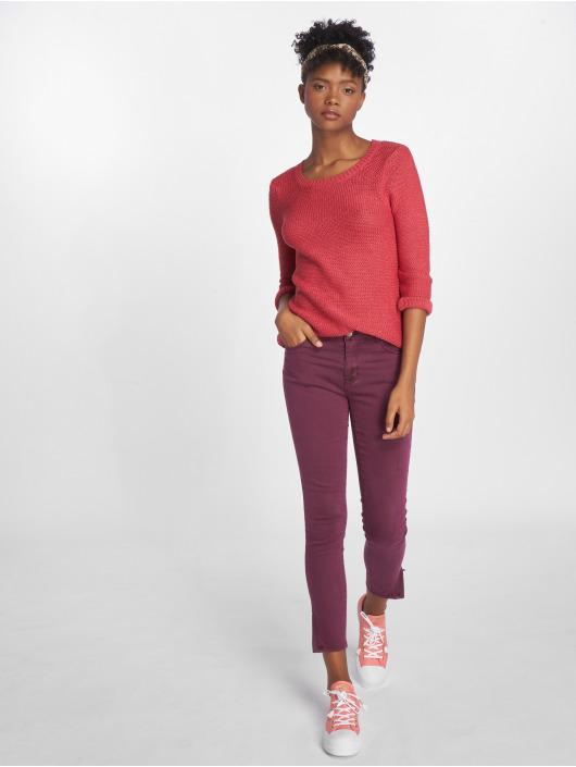 Mavi Jeans Pullover Long Sleeve rot