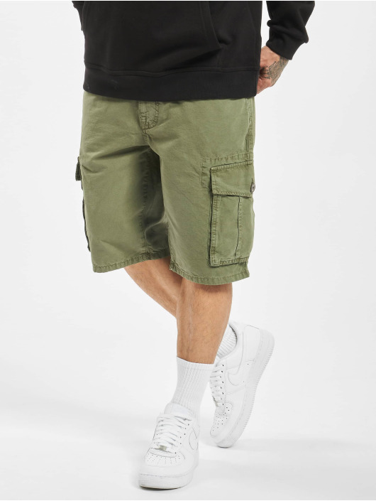 Mavi Jeans Short Cargo olive